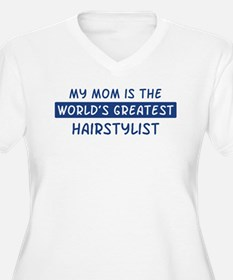 Hairstylist Mom T-Shirt