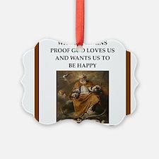 Bondaje jokes Ornament