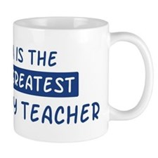 Psychology Teacher Mom Mug