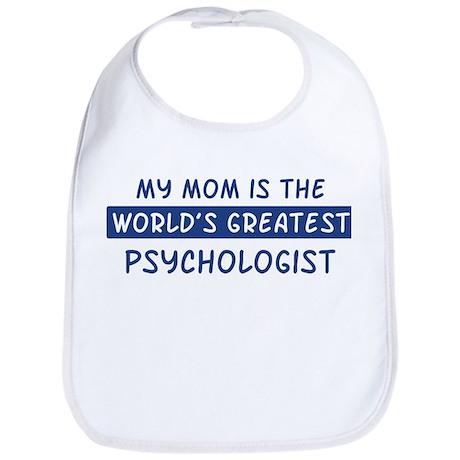 Psychologist Mom Bib