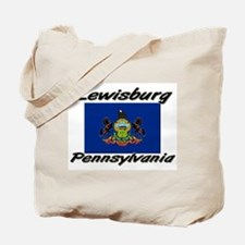 Lewisburg Pennsylvania Tote Bag