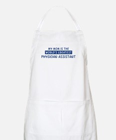 Physician Assistant Mom BBQ Apron