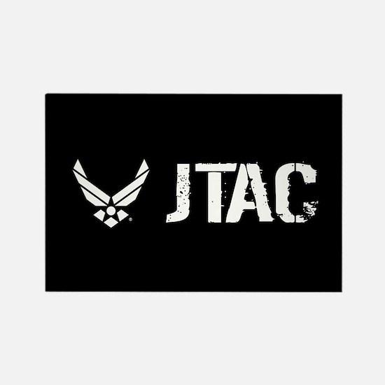 USAF: JTAC Rectangle Magnet