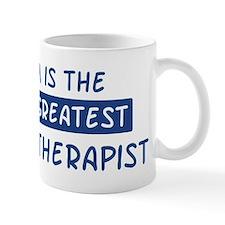 Physical Therapist Mom Mug