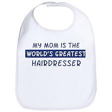 Hairdresser Mom Bib