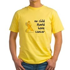 No child cancer T