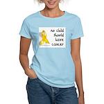 No child cancer Women's Light T-Shirt