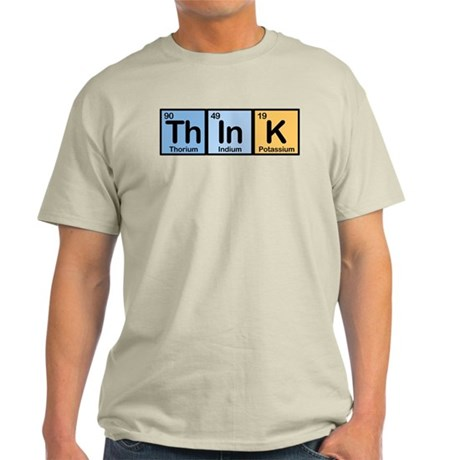 Think Made of Elements Light T-Shirt
