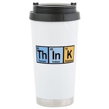 Think Made of Elements Travel Mug