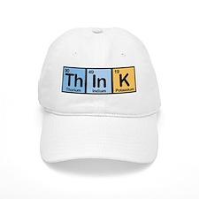 Think Made of Elements Baseball Cap