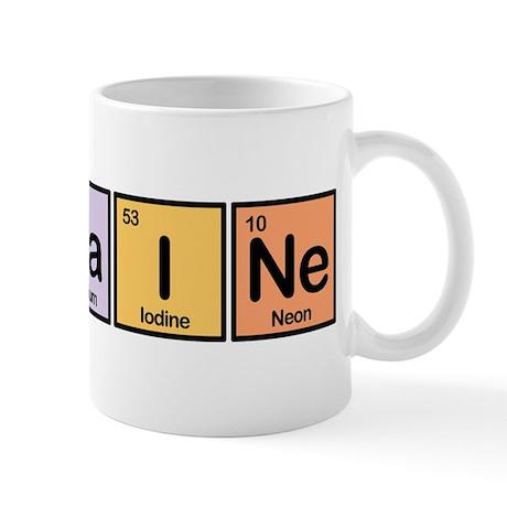 Ukraine Made of Elements Mug