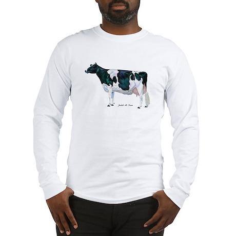 Holstein Cow Long Sleeve T-Shirt