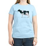 Holstein Cow Women's Light T-Shirt