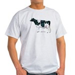 Holstein Cow Light T-Shirt