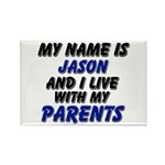 my name is jason and I live with my parents Rectan
