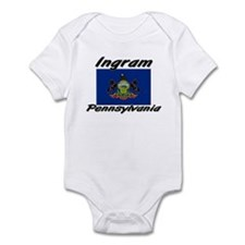 Ingram Pennsylvania Infant Bodysuit