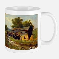 Abandoned Mill (by Mabel Olms Mug