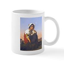 Roman Peasant Girl Mug