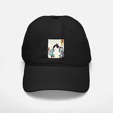 Kabuki Actor Portrait Baseball Hat