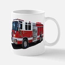 Code4 Tshirts Fire Engine Company Mug