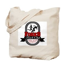 Forks Track Club Tote Bag