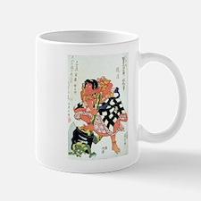 Cute Ukiyo e Mug