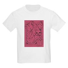 Rose MerCat T-Shirt