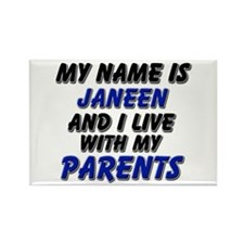 my name is janeen and I live with my parents Recta