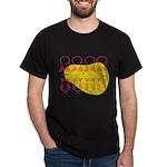 S&O Up/Down Red/Yellow Dark T-Shirt