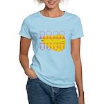 S&O Up/Down Red/Yellow Women's Light T-Shirt