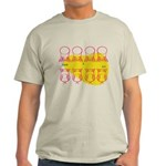 S&O Up/Down Red/Yellow Light T-Shirt