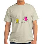 S&O Yellow/Pink Light T-Shirt