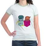 S&O Reading Jr. Ringer T-Shirt