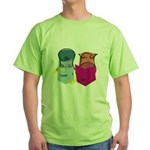 S&O Reading Green T-Shirt