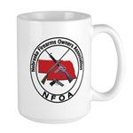 NFOA Large Mug