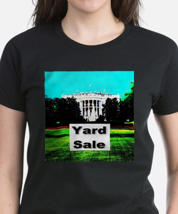 White House Yard Sale Tee