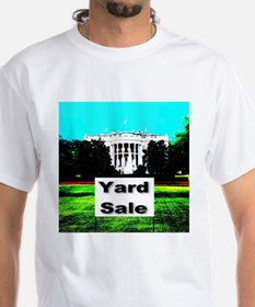 White House Yard Sale Shirt