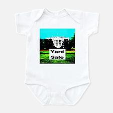 White House Yard Sale Infant Bodysuit