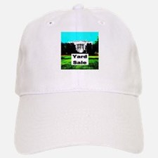 White House Yard Sale Baseball Baseball Cap