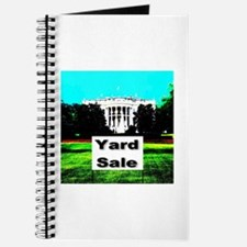 White House Yard Sale Journal