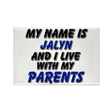 my name is jalyn and I live with my parents Rectan