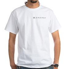 Pirate Battle Woodcut T-Shirt