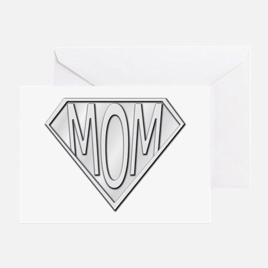 Super Mom Greeting Card