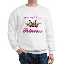 Cute Pink leopard Sweatshirt