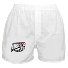 Soccer All Stars Boxer Shorts