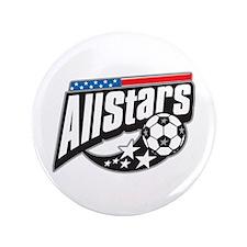 "Soccer All Stars 3.5"" Button"