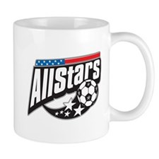 Soccer All Stars Small Mug