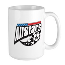 Soccer All Stars Mug