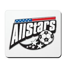 Soccer All Stars Mousepad