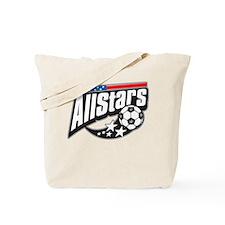 Soccer All Stars Tote Bag